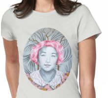 Hopeful Womens Fitted T-Shirt