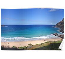 Makapu'u Beach, Hawaii Poster