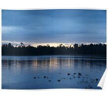 Lake Jeffords Poster