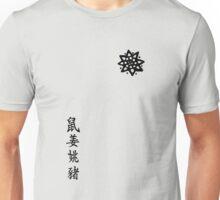 ARROW - Oliver Queen tattoos Unisex T-Shirt