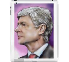 Arsene Wenger iPad Case/Skin