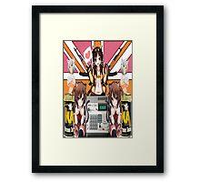 Groove Robbers (Star One) Framed Print