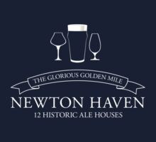 NEWTON HAVEN by w1ckerman