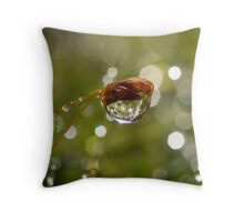 Infinity Throw Pillow