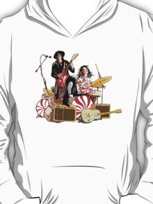 White Stripes Duo T-Shirt