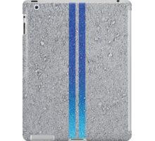 2 Fast 2 Furious Brian's Nissan Skyline GT-R R34 Asphalt Stripes iPad Case/Skin