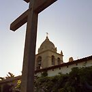 The Serra Cross by John Schneider