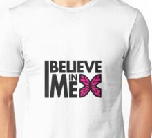 GOWOMAN SLOGAN TEES | I Believe In Me (Original) Unisex T-Shirt