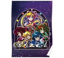 Sailor Moon S (Universe edit.) Poster
