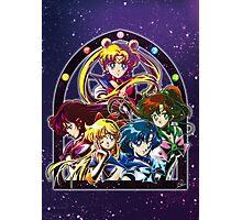 Sailor Moon S (Universe edit.) Photographic Print