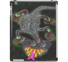 Nightmare come in strange shapes iPad Case/Skin