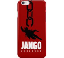 JANGO UNCLONED iPhone Case/Skin