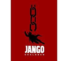 JANGO UNCLONED Photographic Print