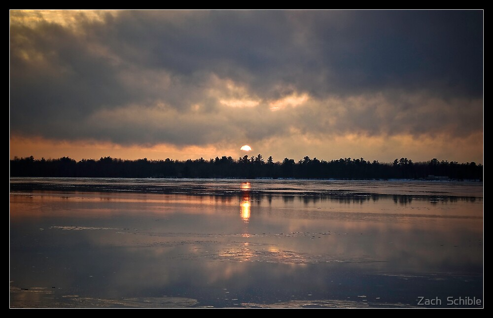 Sunrise Melt by Zach  Schible