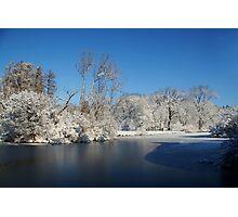 Winter Scene 2 Photographic Print