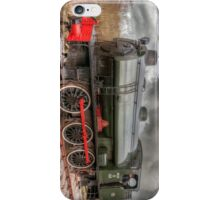 War Department Engine 132 - Sapper iPhone Case/Skin