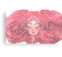 Chibi Moon Canvas Print