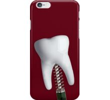 BIG BOUNCY TOOTH iPhone Case/Skin