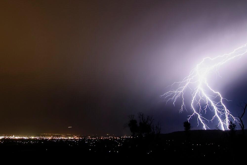 Fork Lightning by locknut