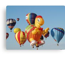 Lets Boogie! Canvas Print