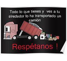 Respeto  Poster