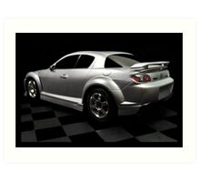 Toy Mazda Art Print