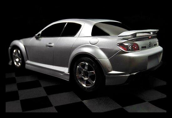 Toy Mazda by carlosporto