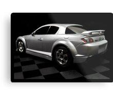 Toy Mazda Metal Print