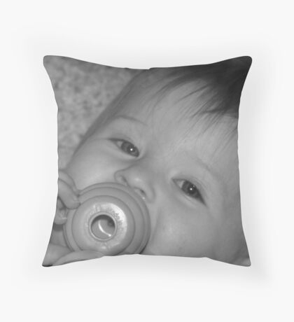 Arryanna Jade Throw Pillow