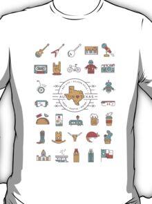 Austin Texas Essentials T-Shirt