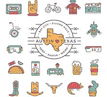 Austin Texas Essentials by Christine Soules