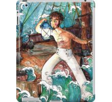 A Stormy Sea iPad Case/Skin