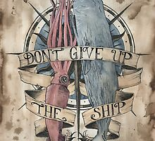 Don't Give Up The Ship by permare