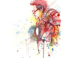 Iron Man by permare