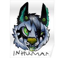 Ziah Inhuman Poster