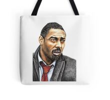 Idris Elba plays Luther Tote Bag