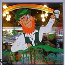 A Saint Patrick's Day Window....................................Derry by Fara