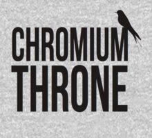 Chromium Throne by sophiestormborn