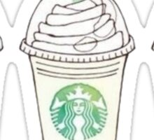 Cute Starbucks Drinks Sticker