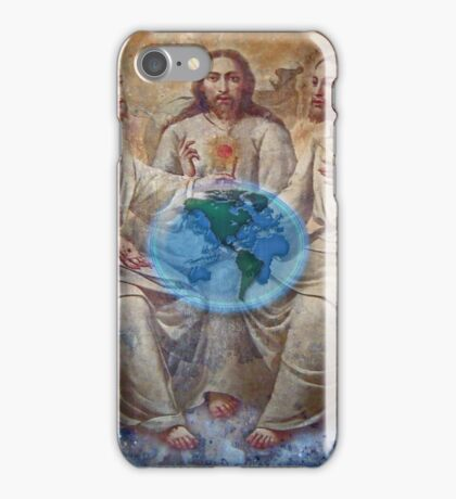 The Creation week iPhone Case/Skin