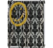 Sherlock's Wallpaper iPad Case/Skin