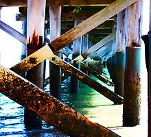 Under the Pier by Matt Penfold