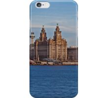Royal Iris on the Mersey iPhone Case/Skin