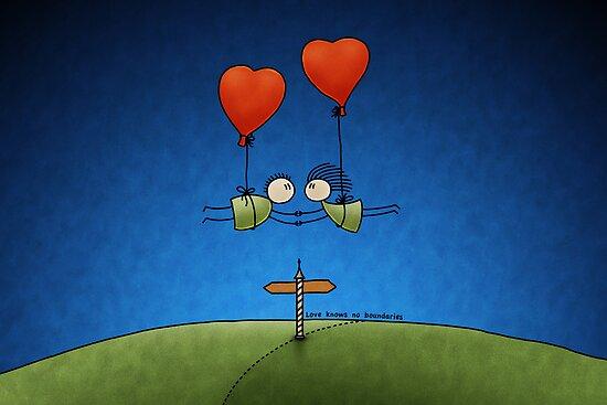 Love Knows No Boundaries by vladstudio