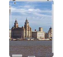 Liverpool Skyline iPad Case/Skin