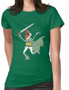 Kermit the Glenn! Womens Fitted T-Shirt