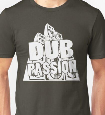 DUB PASSION WHITE  Unisex T-Shirt