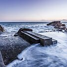Forty Foot, Sandycove, Ireland by Alessio Michelini