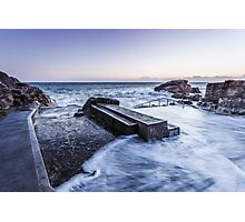 Forty Foot, Sandycove, Ireland Photographic Print