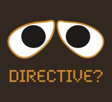 Wall-E Directive? by Amy Harrison